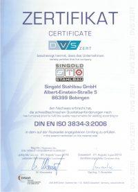 DVS-ISO-3834