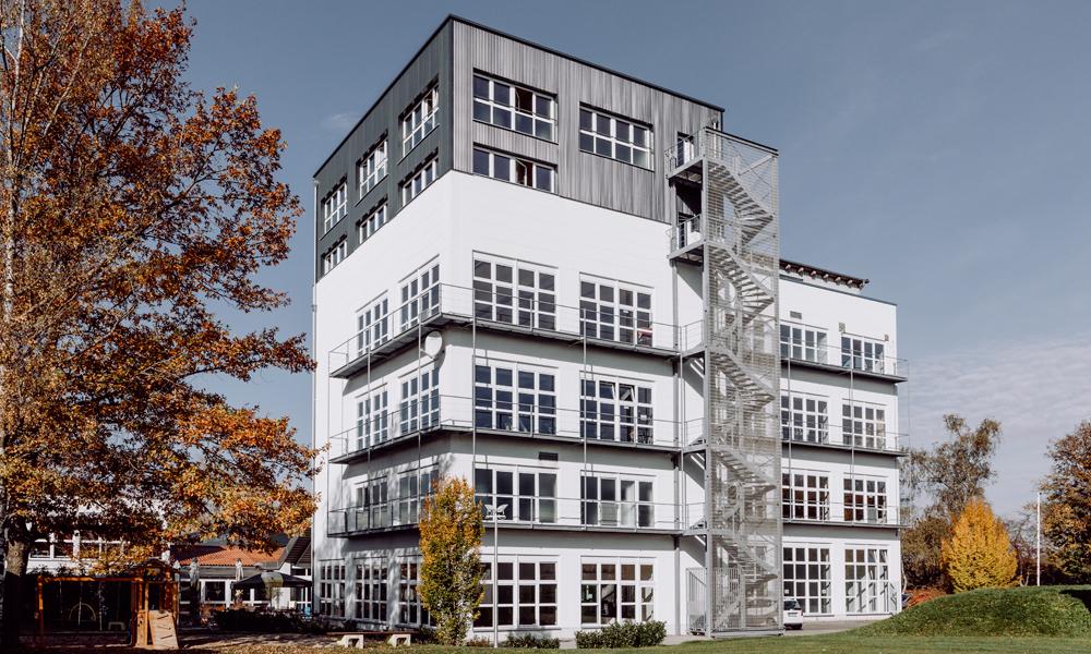 TVA Augsburg Sport-Tower