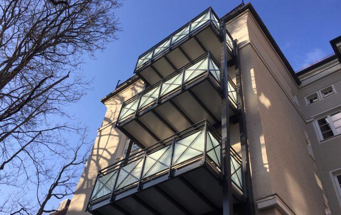 Augsburg Balkon