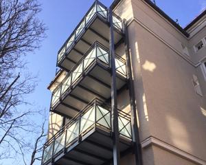 Balkone Augsburg